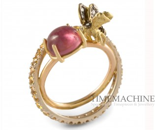 ROSSELLA UGOLINI 'BEE' RING